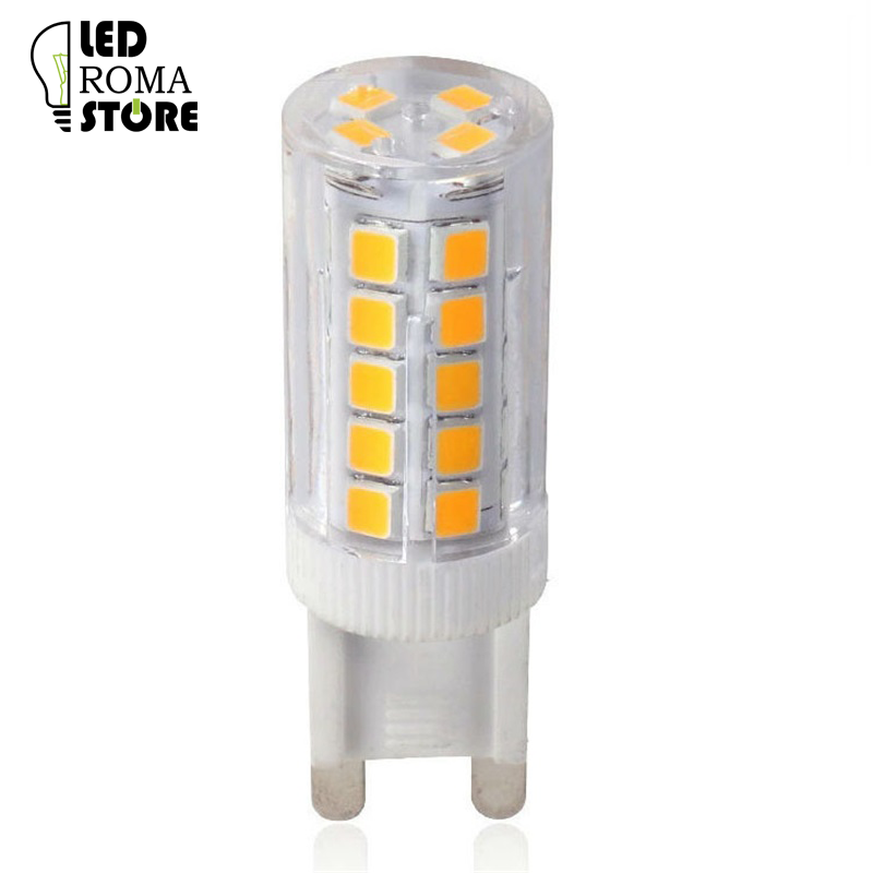 lampada led smd2835 attacco g9 7w