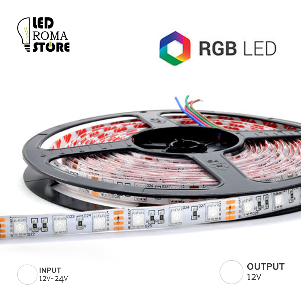 12v RGB IP65