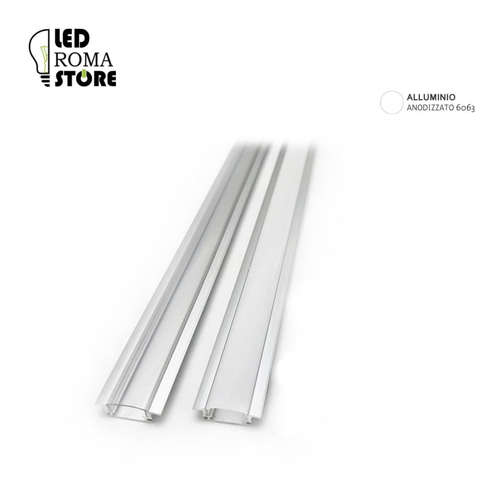 Profili alluminio per led da incasso