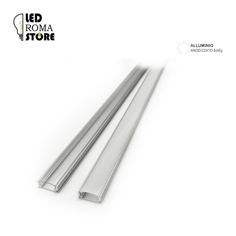 Profili alluminio anodizzato