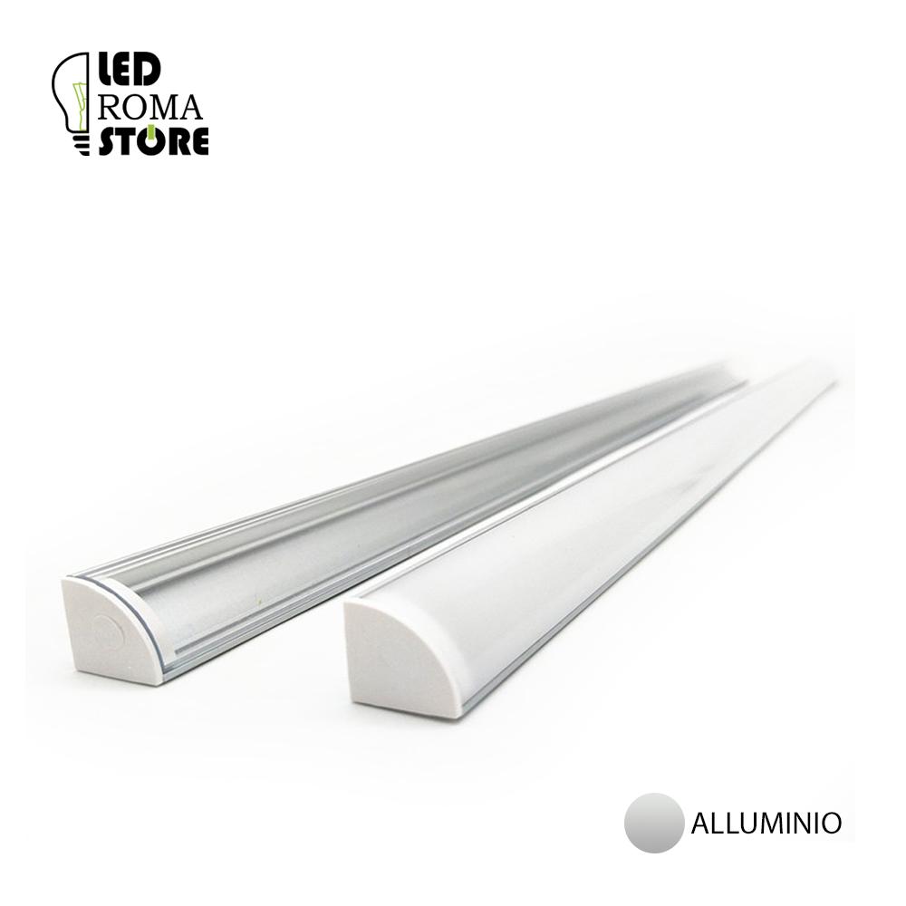 profili alluminio anodizzati angolare