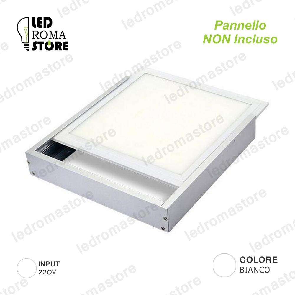 Cornice per pannello 60x60 LED