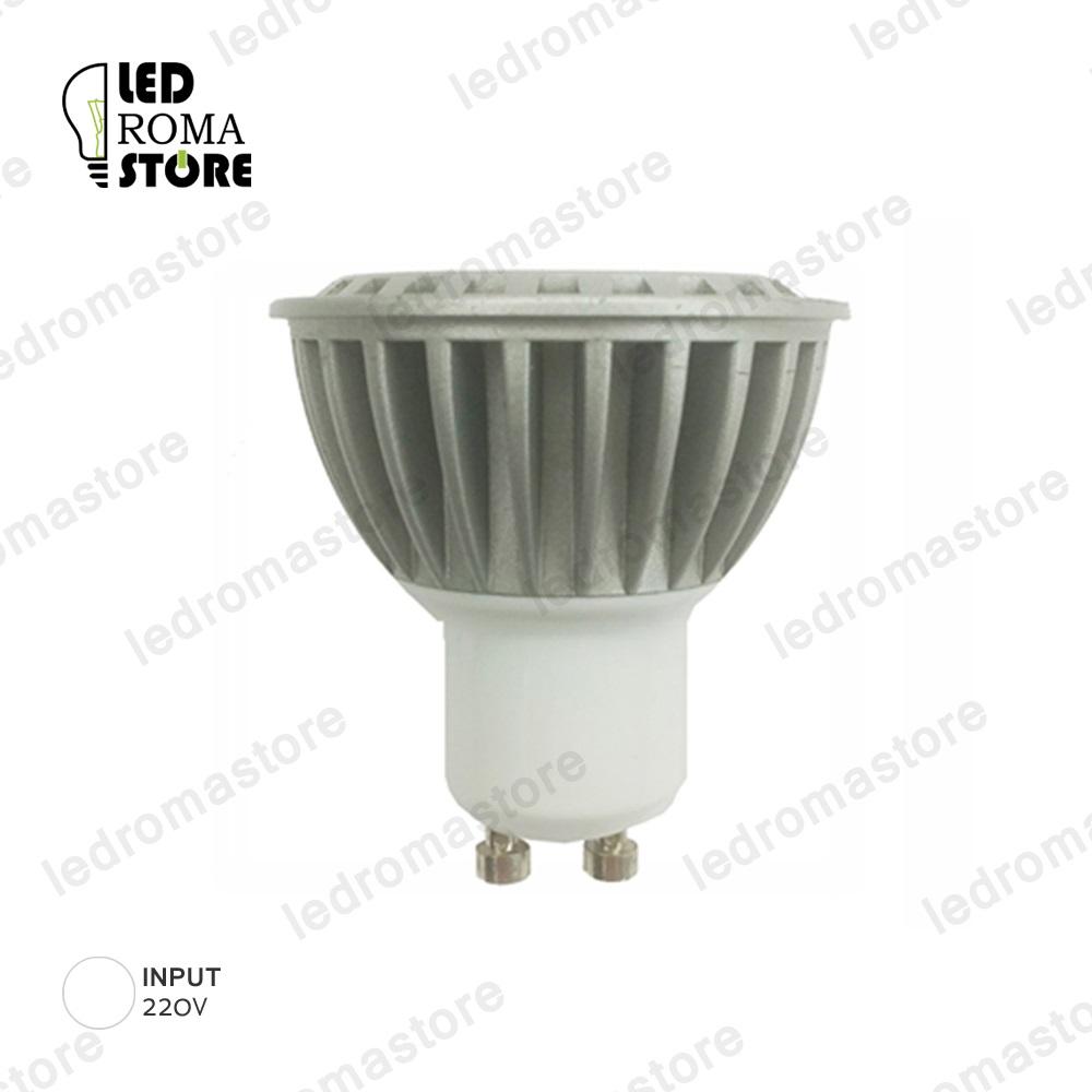 Faretto LED GU10 6W COB