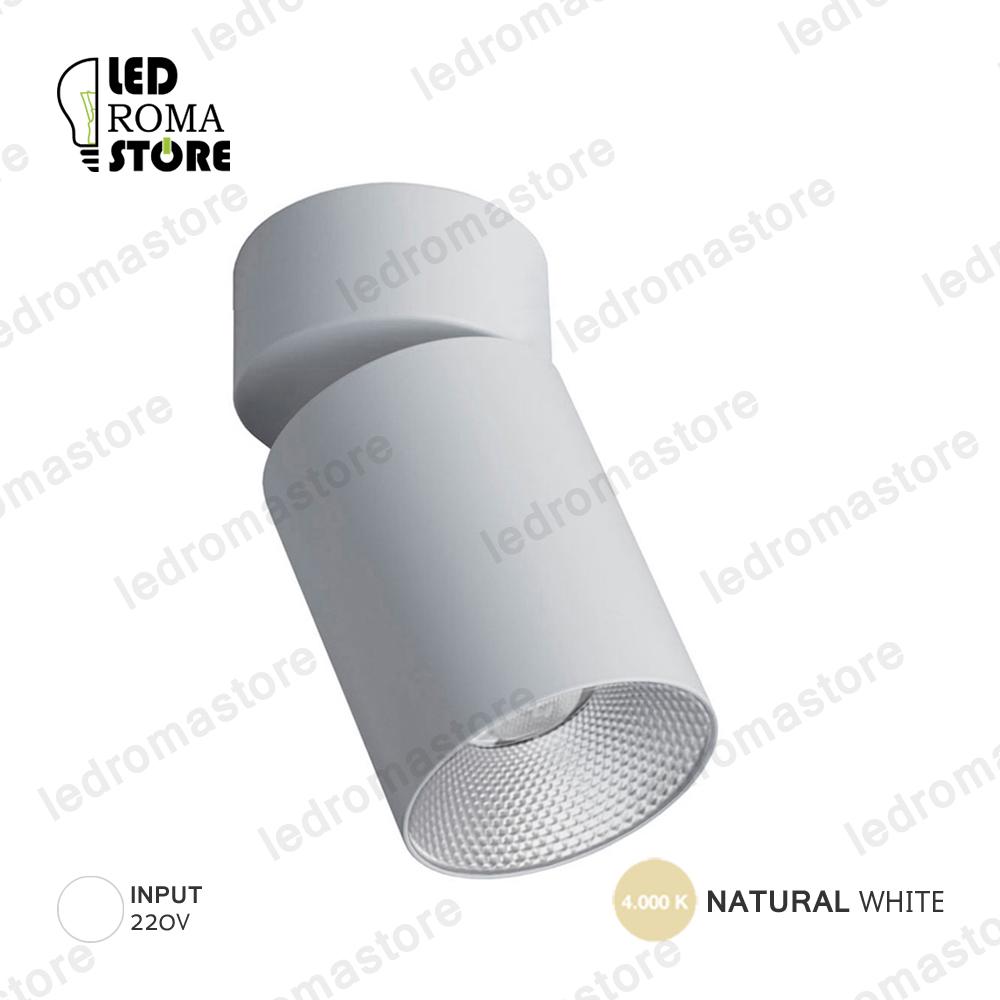 Faretto LED da soffitto bianco 30w