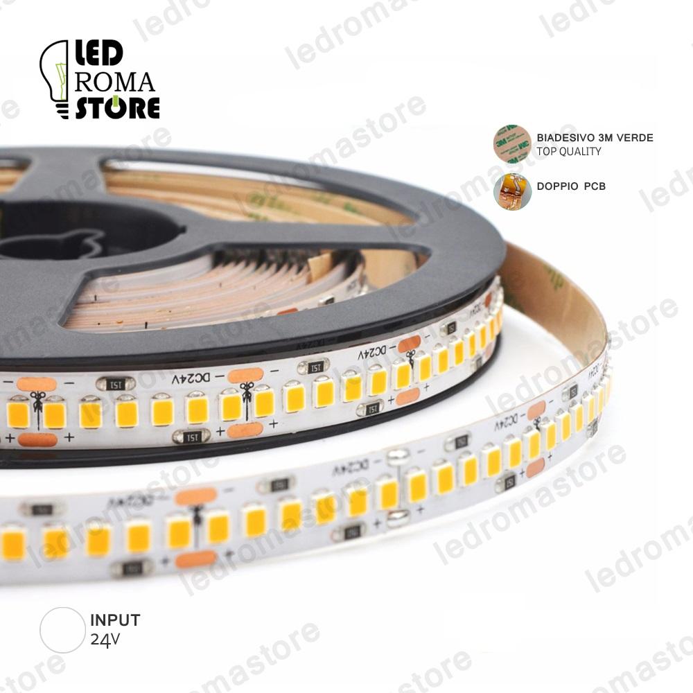 Striscia LED SMD2835 1200 LED 24V IP20